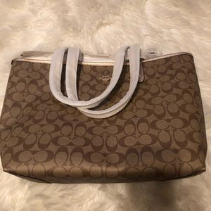 COACH 2 in 1 reversible tote